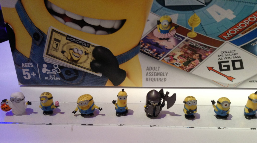 Monopoly Despicable Me2 Version from Hasbro