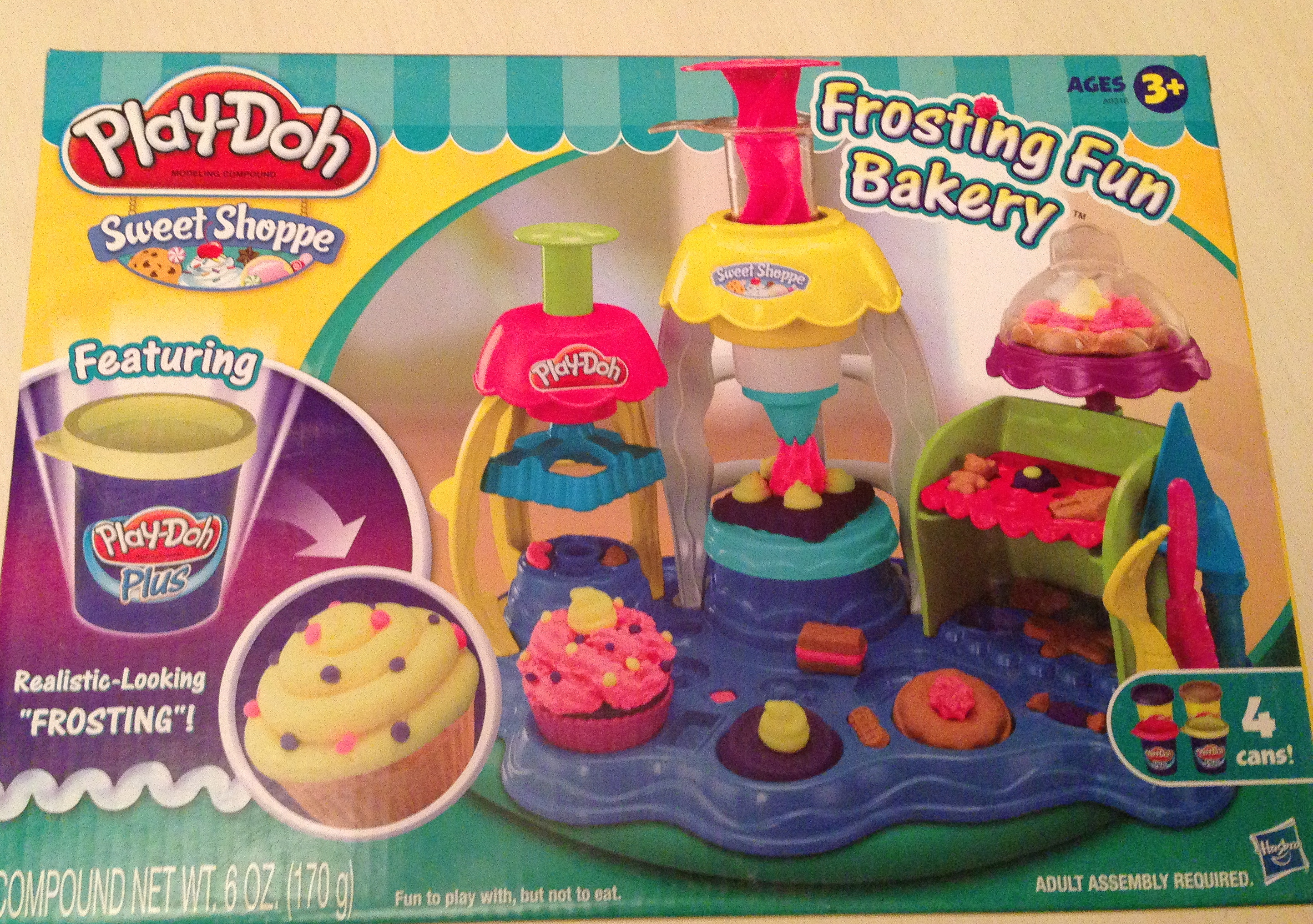 Play-Doh Sweet Shoppe from Hasbro