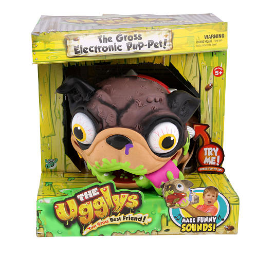 The Ugglys Electronic Pup Pet has a serious gas problem